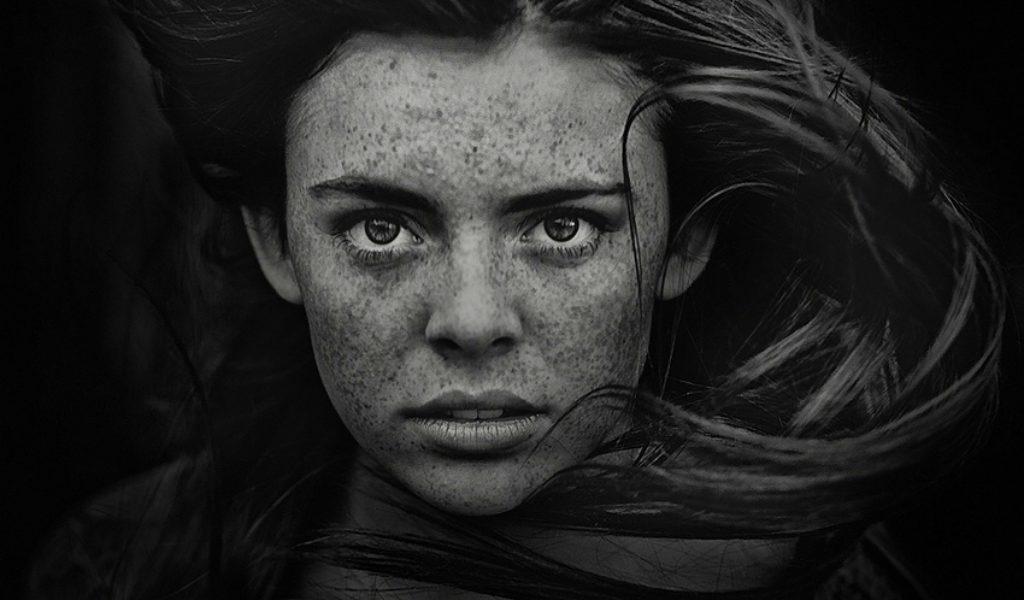 Unikke portrætfotos